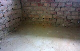 osuszanie - izolacja przeciwwilgociowa ścian w mieszkaniu, budynku
