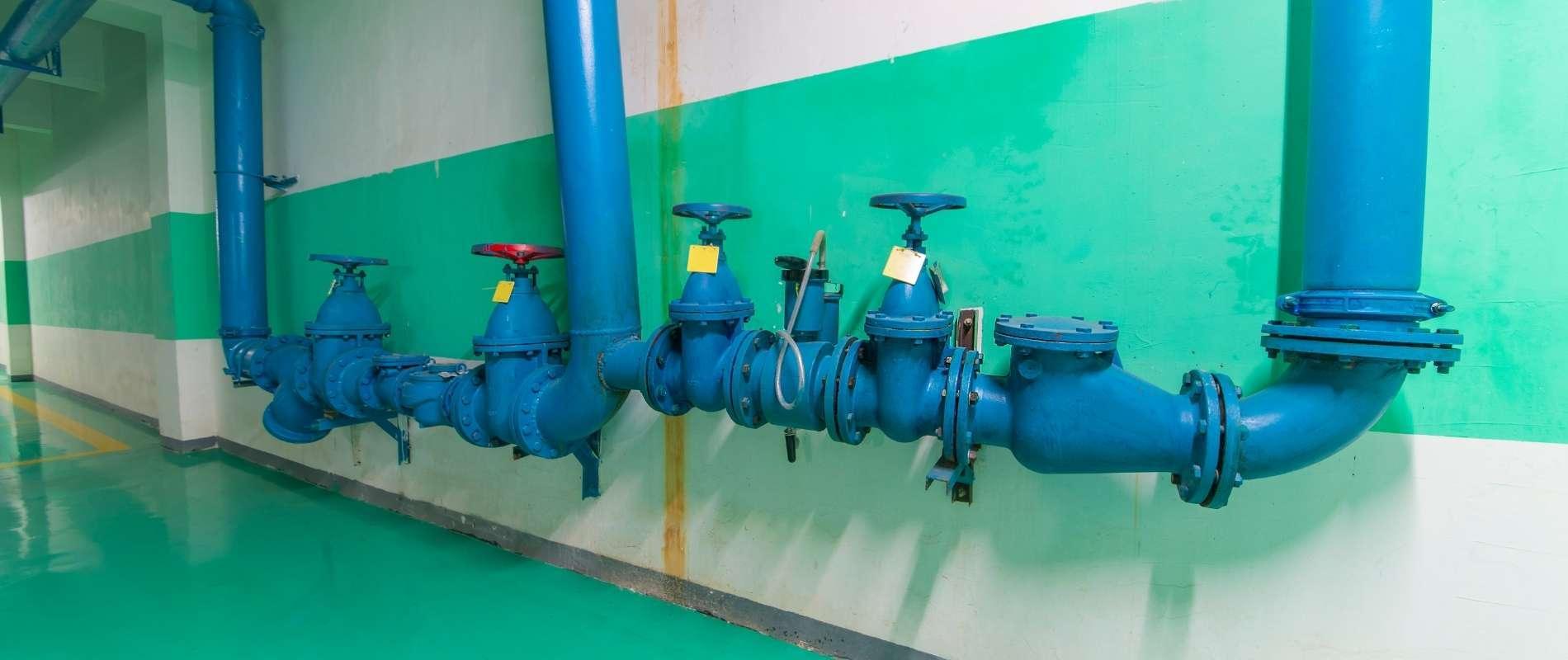 Hydroizolacje - uszczelnianie iniekcja ciśnieniowa