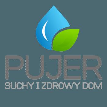 Pujer - hydroizolacje i osuszanie - logo kwadratowe